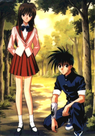 Random manga/anime pics :D Recca%20and%20hime%202